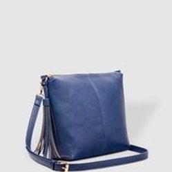 Daisy Crossbody Bag - Steel Blue