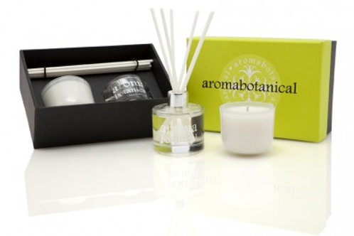 Aromabotanical Gift Set - Lemongrass & Ginger