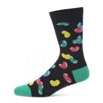 Mens Jellybeanz Bamboo Socks 7-11