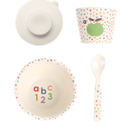 Love Mae Baby Feeding Set - ABC