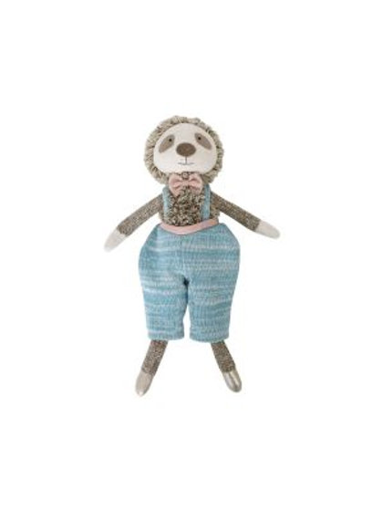 Furry Little Friends Sloth - Blue