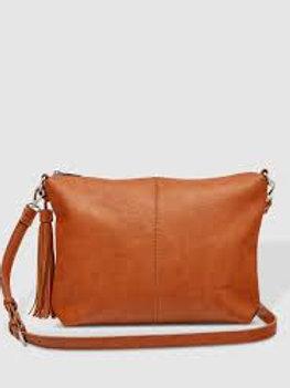 Daisy Crossbody Bag - Tan