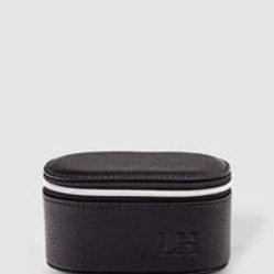 Olive Travel Jewellery Case - Black