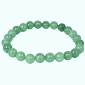 Crystal Bracelet - Green Aventurine