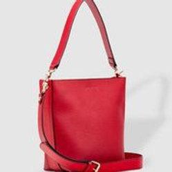 Charlie Crossbody Bag - Raspberry