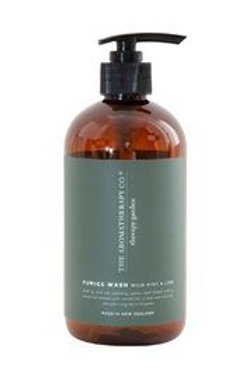 Aromatherapy Co Garden Hand and Body Wash  - Wild Mint & Lime