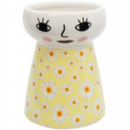 Doll Vase Small - Sunshine