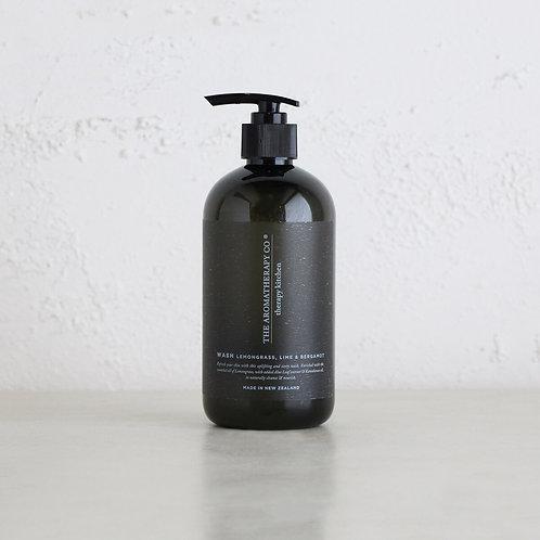 Aromatherapy Co Therapy Kitchen Hand and Body Wash - Mandarin, Mint & Basil