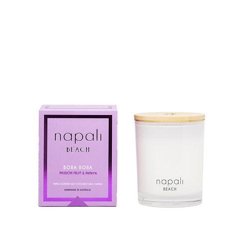 Napali Candle 160g - Bora Bora - Passionfruit & Papaya