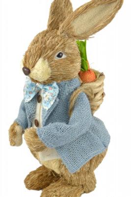 Straw Peter Rabbit
