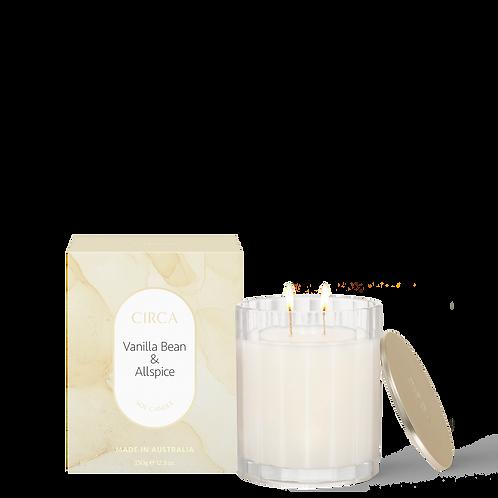 Circa Home Candle 350g - Vanilla Bean & Allspice