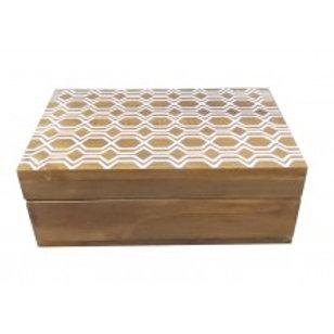 Wooden Trinket Box