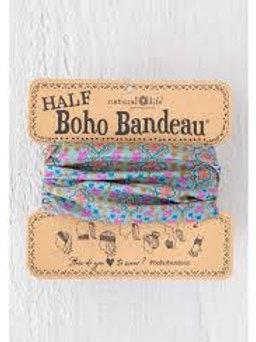 Boho Bandeau Half