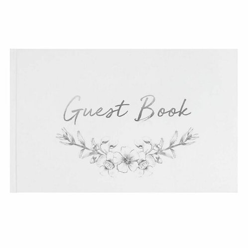 CLEARANCE Wedding Guest Book