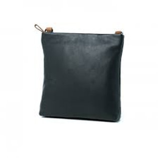 CLEARANCE Leather Sydney Bag - Black