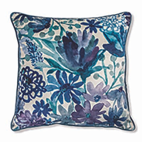 Delilah Blue Cushion