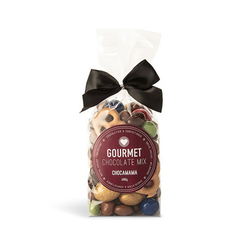 Medium Ribbon Bags - Gourmet Chocolate Mix