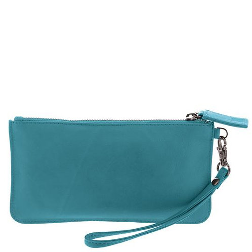 Abril Pouch - Turquoise