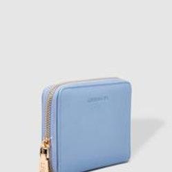 Eden Wallet - Cornflower Blue
