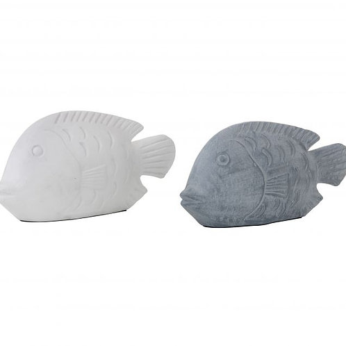 CLEARANCE Finley Fish Sculpture