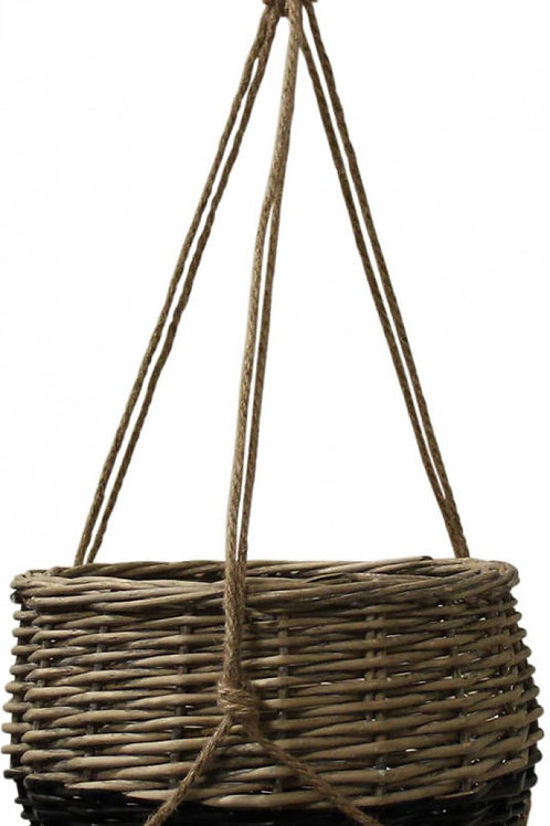 Hanging Basket - Black