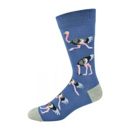 Mens Head in the Sand Bamboo Socks 7-11