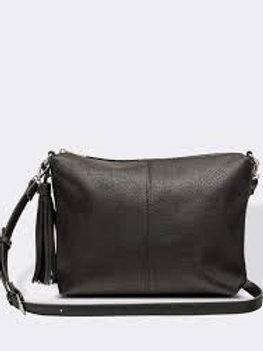 Daisy Crossbody Bag- Black