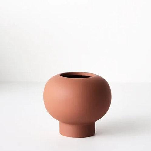 Lucena Pot 12.5cmx14.5cm - Terracotta