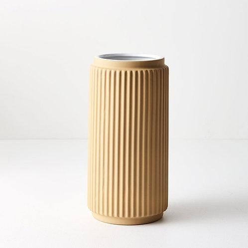 Culotta Vase 25cm - Mustard