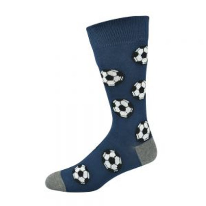 Mens Soccer Bamboo Socks 7-11