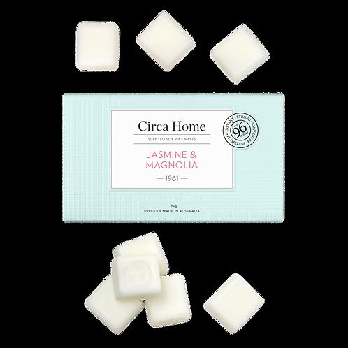 Circa Home Wax Melts - Jasmine & Magnolia