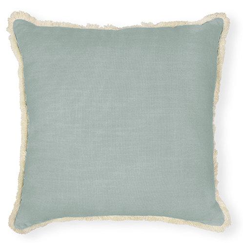 CLEARANCE Green Finn Cushion