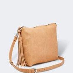 Daisy Crossbody Bag - Camel