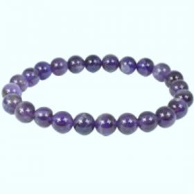 Crystal Bracelet - Amethyst