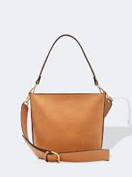 Charlie Crossbody Bag - Nutmeg