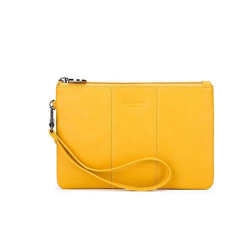 Layla Coin Purse - Yellow