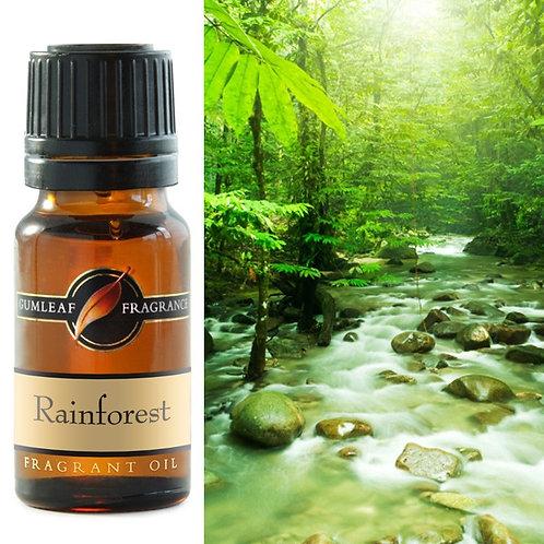 Fragrant Oil - Rainforest