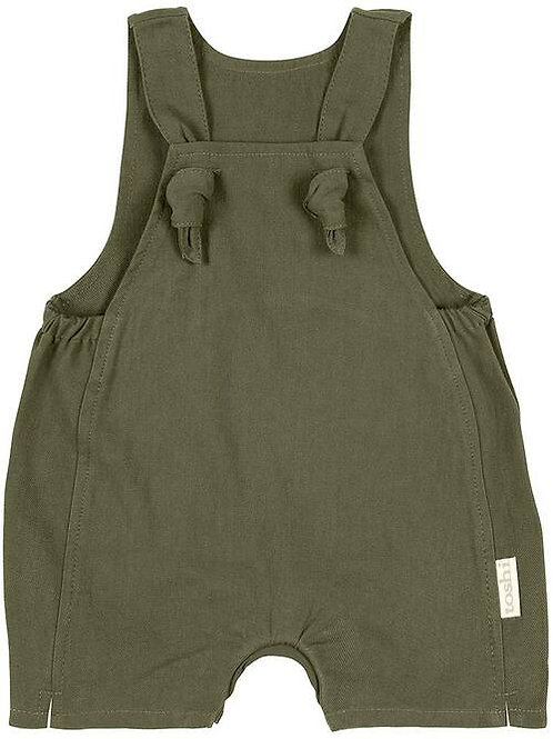 Toshi Baby Romper Olly - Forest