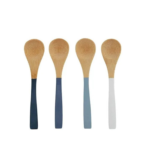 Dip Spoons - Blue