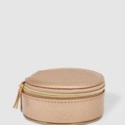 Sisco Travel Jewellery Case - Chamagne