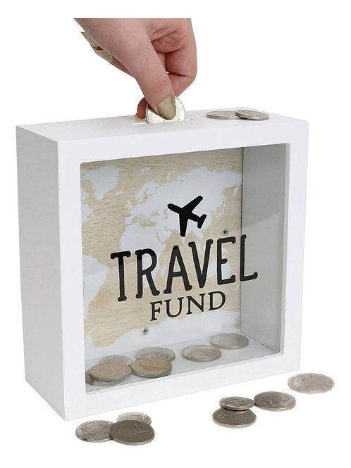 CLEARANCE Change Box - Travel Fund