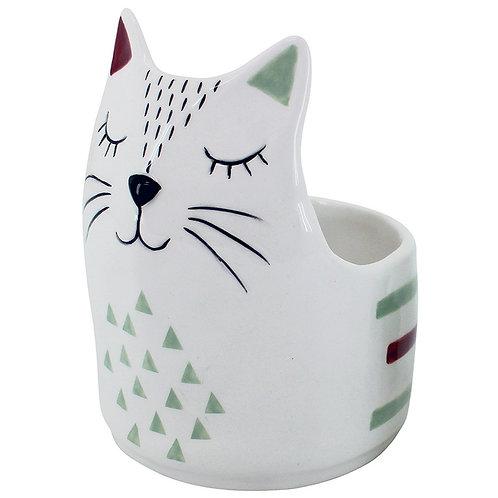 Leo Cat Planter
