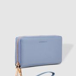 Jessica Wallet - Chambray