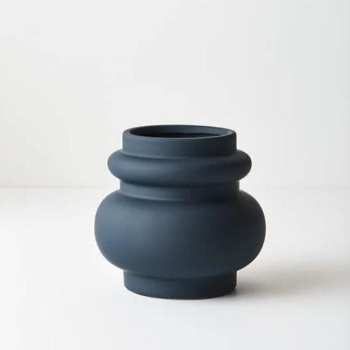 Lucena Pot 15cmx16cm - Petrol