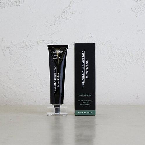 Aromatherapy Co Therapy Kitchen Hand Cream - Lemongrass, Lime & Bergamot