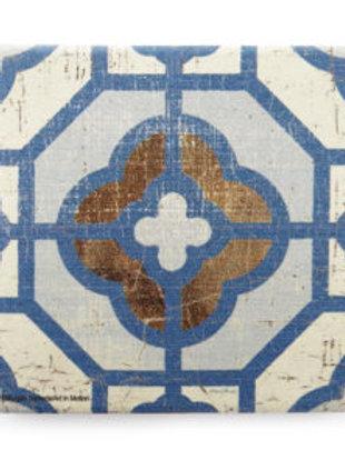 Thirsty Stone Trivet - Blue Shanghai