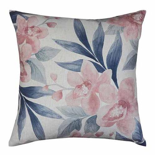 Orchid Blush-Slate Cushion