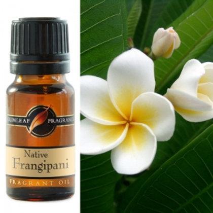 Fragrant Oil - Native Frangipani
