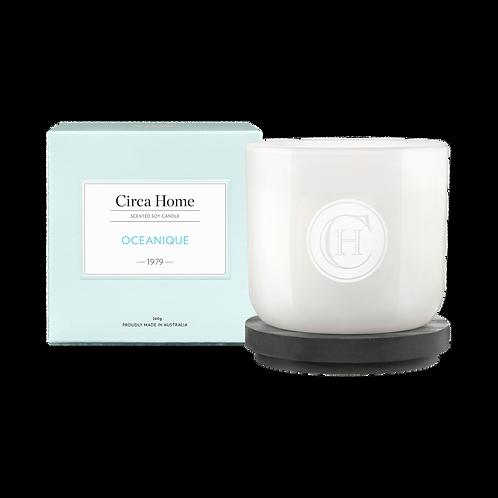 Circa Home Candle 260g - Oceanique