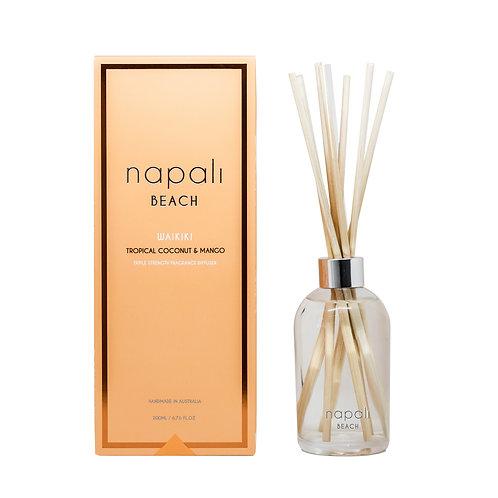 Napali Reed Diffuser - Waikiki - Tropical Coconut & Mango